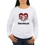 Swamblers Women's Long Sleeve T-Shirt