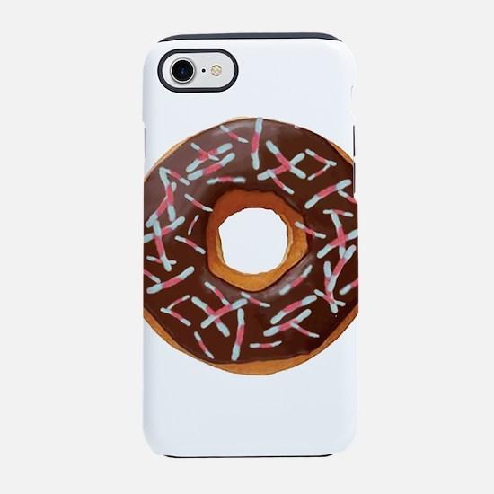 Delicious Donut iPhone 7 Tough Case