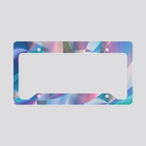 Magical Glass License Plate Holder