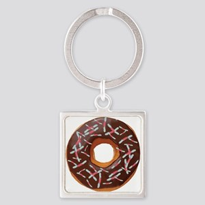 Delicious Donut Keychains