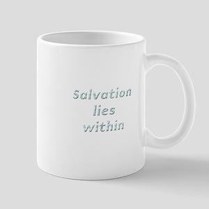 Salvation lies within Mugs