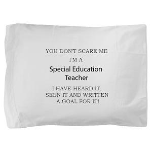 Special Education Teacher Pillow Sham