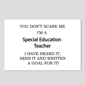 Special Education Teacher Postcards (Package of 8)