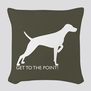 Cushion - To The Point - On Olive