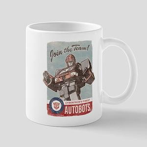 Cyberton's Finest AutoBots 11 oz Ceramic Mug