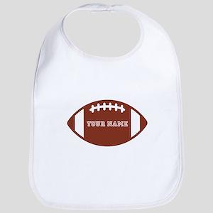 Custom name Football Bib