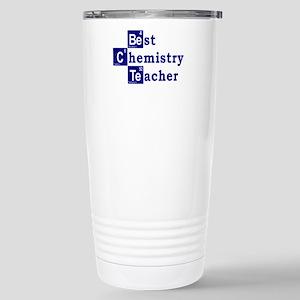 Best Chemistry Teacher Travel Mug