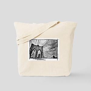 """Sturm"" Tote Bag"