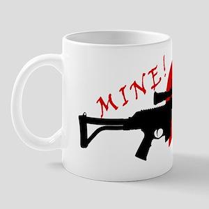 I Love My Assualt Rifle Mug
