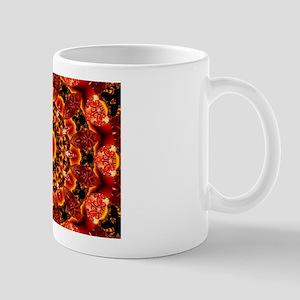 Firewalk Abstract Mug