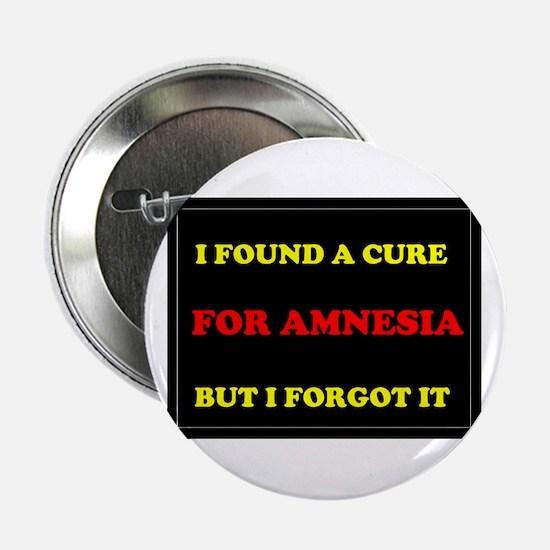 CURE FOR AMNESIA Button