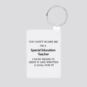 Special Education Teacher Keychains