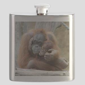 OrangUtan001 Flask