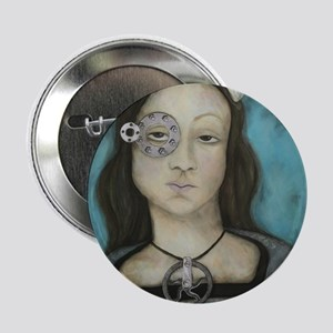 "Girl Series: Apathy 2.25"" Button"