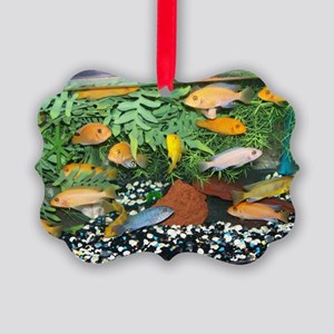 Cichlid Tank Ornament