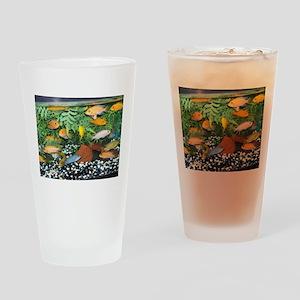 Cichlid Tank Drinking Glass