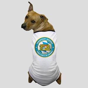Bavaria Medallion Dog T-Shirt