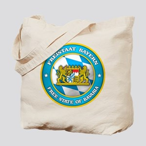 Bavaria Medallion Tote Bag