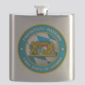 Bavaria Medallion Flask