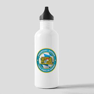 Bavaria Medallion Water Bottle
