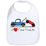 Tow truck Cotton Bibs