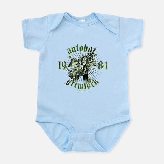 AutoBot Grimlock 1984 Infant Bodysuit