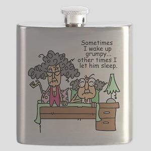 Let Grumpy Sleep Flask