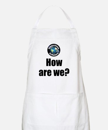 How Are We Light Apron