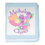 Meihekou China baby blanket