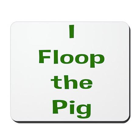 floop_green Mousepad