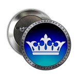 """Logo Sticker Small 2.25"""" Button"""