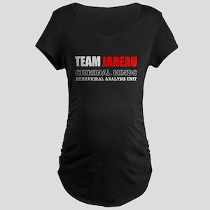 Team Jareau Maternity T-Shirt