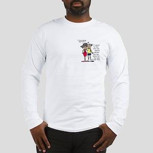 Marriage Humor Long Sleeve T-Shirt