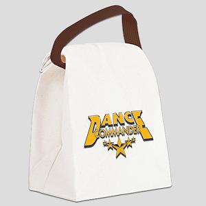 Dance Commander Canvas Lunch Bag