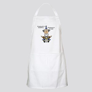 Getting Older Humor Apron