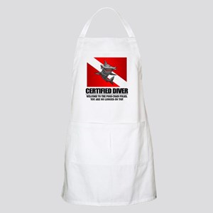 Certified Diver (Food Chain) Apron