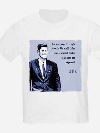 JFK Kids T-Shirt