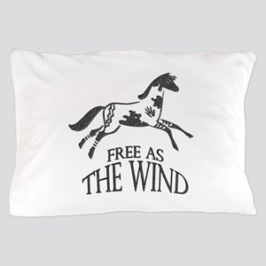 Free as the Wind Pillow Case