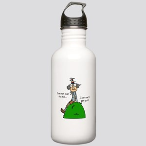 Not Over the Hill Stainless Water Bottle 1.0L