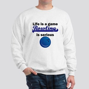 Bowling Is Serious Jumper