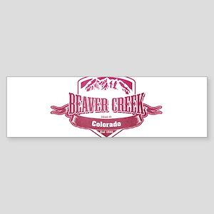 Beaver Creek Colorado Ski Resort 2 Bumper Sticker
