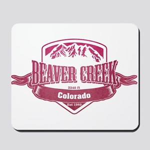 Beaver Creek Colorado Ski Resort 2 Mousepad