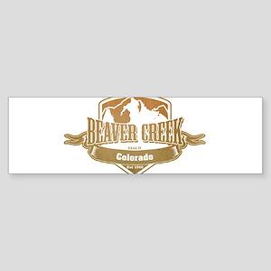 Beaver Creek Colorado Ski Resort 4 Bumper Sticker
