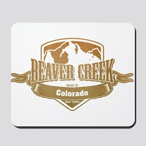 Beaver Creek Colorado Ski Resort 4 Mousepad