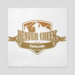 Beaver Creek Colorado Ski Resort 4 Queen Duvet