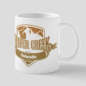 Beaver Creek Colorado Ski Resort 4 Mugs
