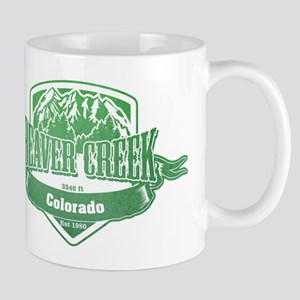 Beaver Creek Colorado Ski Resort 3 Mugs