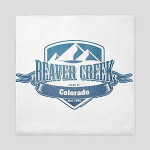 Beaver Creek Colorado Ski Resort 1 Queen Duvet