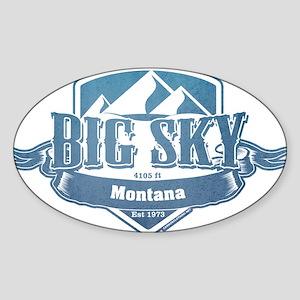 Big Sky Montana Ski Resort 1 Sticker
