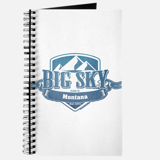 Big Sky Montana Ski Resort 1 Journal